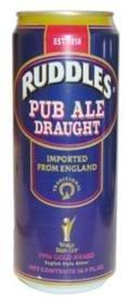 Ruddles Pub Ale - Bitter
