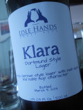 Idle Hands Craft Ales Klara