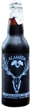 Alameda Nightbeer before Christmas