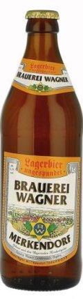 Brauerei Wagner Ungespundetes Lagerbier