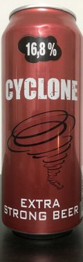 Cyclone Extra Strong - Malt Liquor