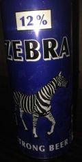 Zebra - Malt Liquor