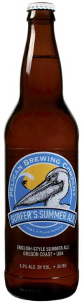 Pelican Surfers Summer Ale - Golden Ale/Blond Ale