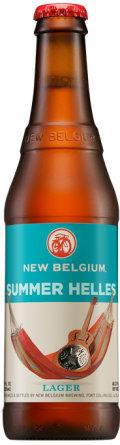 New Belgium Summer Helles
