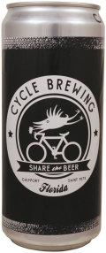 Cycle Rye DOS - Vanilla Bean