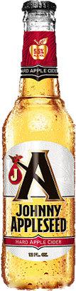 Johnny Appleseed Hard Apple Cider - Cider