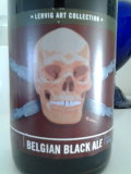 Lervig Art Collection Skull & Cross Blades Belgian Black Ale