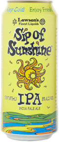 Lawson�s Finest Sip of Sunshine IPA