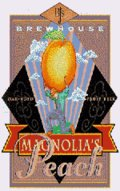 BJ�s Magnolias Peach - Fruit Beer