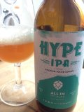 All In Brewing Hype IPA