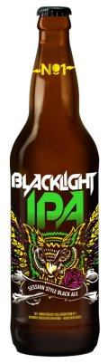 Widmer Brothers 30th Anniversary Collaboration #1: Blacklight IPA