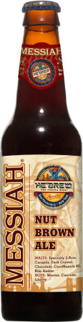 He�Brew Messiah Nut Brown Ale - Brown Ale