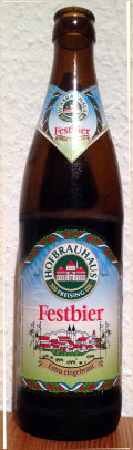 Hofbrau Freising Festbier - Oktoberfest/M�rzen