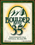 Boulder Beer 35th Anniversary Imperial Black IPA