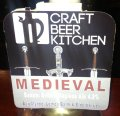 Stewart Craft Beer Kitchen Medieval