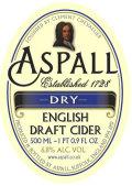 Aspall Dry Suffolk Cyder (Bottle)