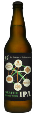 Elysian Six Degrees of Collaboration: 2014 Seattle Beer Week IPA