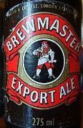 Whitbread Brewmaster Export Ale - Mild Ale