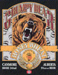 Grizzly Paw Grumpy Bear Honey Wheat