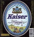 Kaiser Weizen (Germany) - German Kristallweizen