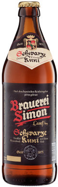 Brauerei Simon Schwarze Kuni Dunkler Weizenbock