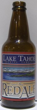 Lake Tahoe Crystal Bay Red Ale