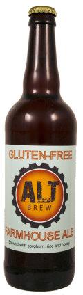 Greenview Gluten-Free Farmhouse Ale