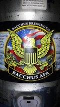 Bacchus APA