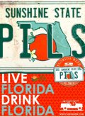 Florida Beer Sunshine State Pils