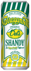 Narragansett Del�s Shandy - Fruit Beer/Radler