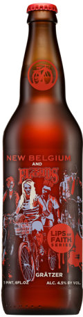 New Belgium / Three Floyds Lips Of Faith - Gr�tzer Ale
