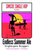 Stigbergets Endless Summer Ale - Simcoe Single Hop