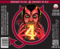 Straight To Ale 4th Anniversary Imperial Red Ale