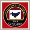 Staffordshire Black Grouse - Stout
