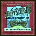 Mount St. Helena Palisades Pale Ale - American Pale Ale