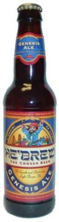 He�Brew Genesis Ale