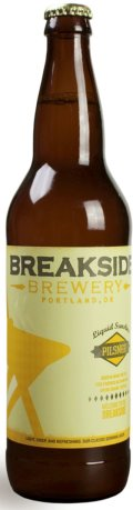 Breakside Liquid Sunshine Pilsner