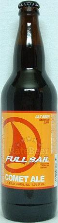 Full Sail Comet Ale - Altbier