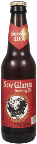 New Glarus Thumbprint Series Scream IIPA - Imperial/Double IPA