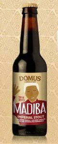 Domus Madiba - Imperial Stout