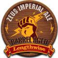 Lengthwise Zeus Imperial IPA - Bourbon Barrel