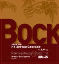Gosciszewo Bock Hallertau Cascade