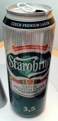 Starobrno Premium Lager 3.5%