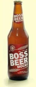 BOSS Beer Mocny (Mocne) - Strong Pale Lager/Imperial Pils