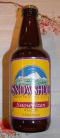 Snowshoe Snoweizen Wheat