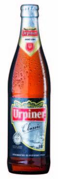 Urpiner V�čapn� Svetl� 10% Classic (Draught Pale Beer)