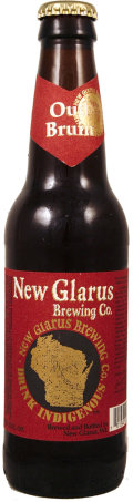 New Glarus Thumbprint Series Oud Bruin - Sour Red/Brown