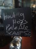 Howling Hops Pale Ale SCAAP