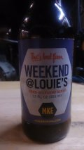 Milwaukee Brewing Weekend @ Louie�s