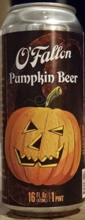 O�Fallon Pumpkin Beer